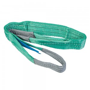 Silverline Cargo Lifting Webbing Sling 2 Tonne (Various Lengths)