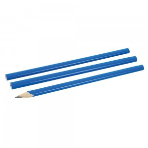 Silverline Carpenters Pencils Pack of 3