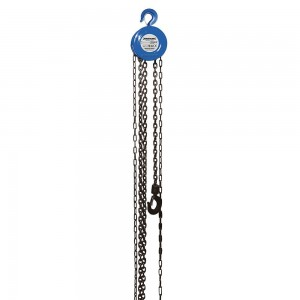 Silverline Chain Lifting Block (Various Sizes)
