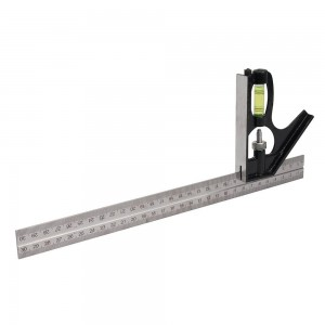 Silverline Combination Square 300mm