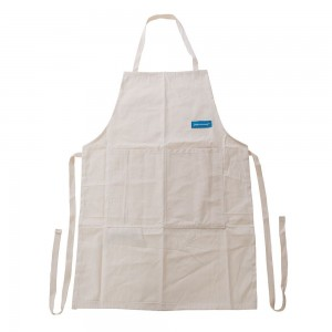 Silverline Cotton Carpenters Apron (One Size Fits All)