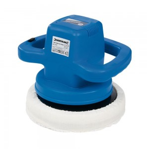 Silverline DIY 110w Orbital Car Polisher 240mm 240v