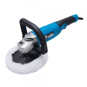 Silverline DIY 1200w Sander Polisher 180mm 240v