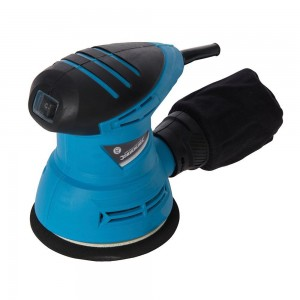 Silverline DIY 240w Random Orbital Sander 125mm 240v