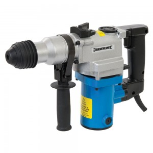 Silverline DIY 850w SDS Plus Hammer Drill 240v