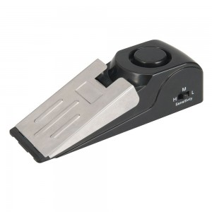 Silverline Door Wedge Stop Alarm