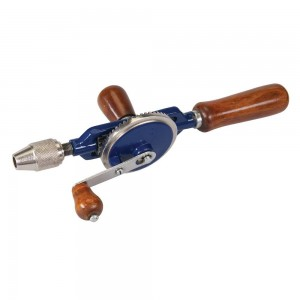 Silverline Double Pinion Hand Drill