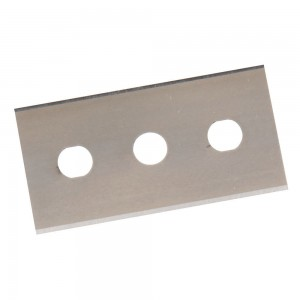 Silverline Double-Sided Replacement Scraper Blades Pack of 10
