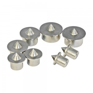 Silverline Dowel Centre Point Set 8 Piece