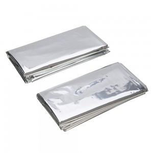 Silverline Emergency Survival Blanket 1m x 2m