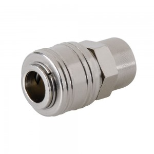 Silverline Euro Air Line Female Thread Quick Coupler