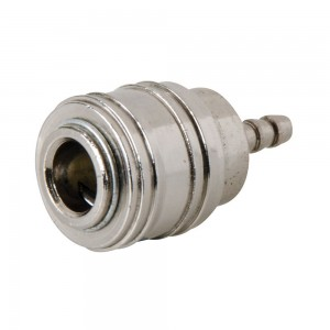 Silverline Euro Air Line Hose End Quick Coupler