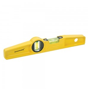 Silverline Euro Scaffolders Spirit Level 250mm