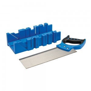 Silverline Expert Mitre Box & Hand Saw