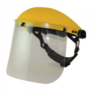 Silverline Face Shield & Visor