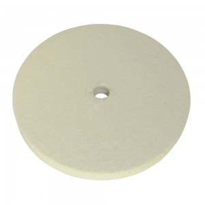 Silverline Felt Buffing Wheel