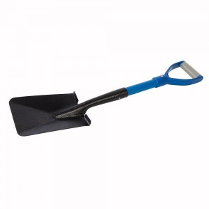 Silverline Fibreglass Square Head Micro Shovel
