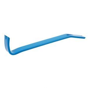 Silverline Flat Pry Wrecking Bar with Nail Puller and Chisel Ends (300 - 450mm)
