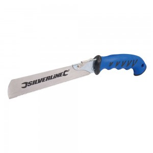 Silverline Flush Cut Hand Saw 150mm 22tpi