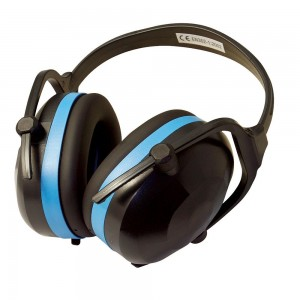 Silverline Folding Ear Defenders SNR 30dB