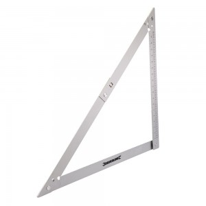 Silverline Folding Frame Square for Accurate Angles (Various Sizes)