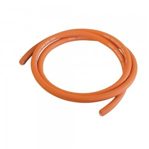 Silverline Gas Hose without Connectors (2 or 5 Metres)