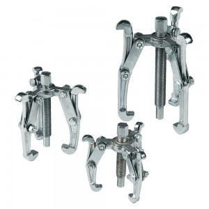 Silverline Gear Puller Set 3 Piece