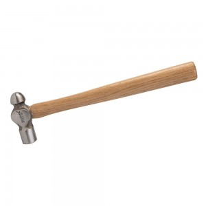 Silverline Hardwood Ball Pein Hammer 8oz
