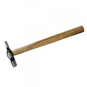 Silverline Hardwood Cross Pein Pin Hammer 4oz