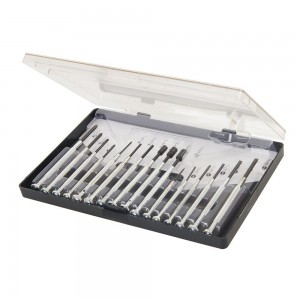 Silverline Jewellers Precision Screwdriver Set 16 Piece