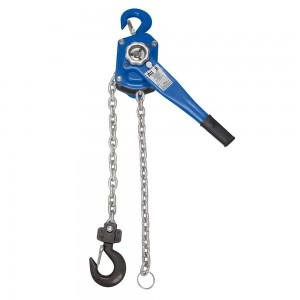 Silverline Lever Chain Hoist (Various Sizes)