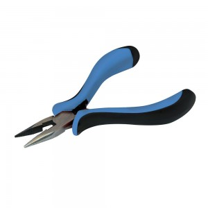 Silverline Long Nose Mini Pliers 130mm