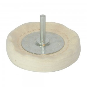 Silverline Loose Leaf Buffing Wheel (Various Sizes)