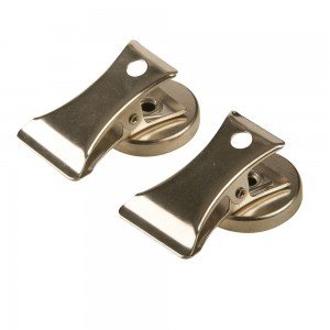 Silverline Magnetic Clips Pack of 2