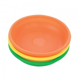 Silverline Magnetic Hi-Vis Coloured Coded Parts Dish Tray Set 3 Piece