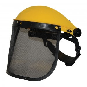 Silverline Mesh Safety Visor