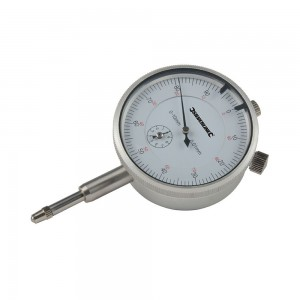 Silverline Metric Dial Indicator 0-10mm