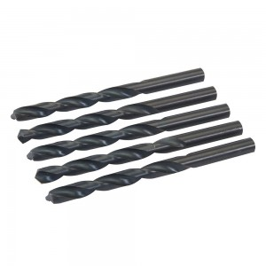 Silverline Metric HSS-R Jobber Drill Bits Pack of 5 (8.5-13mm size options)