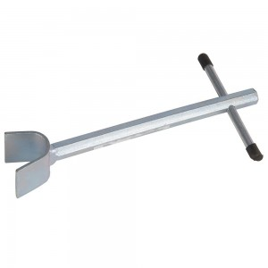 Silverline Mini Crutch Stopcock Key