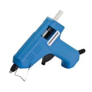 Silverline Mini Glue Gun 230v