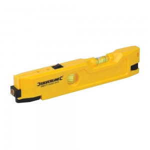Silverline Mini Laser Level 210mm