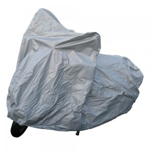 Silverline Motorbike Protective Cover 2300x870x1050mm