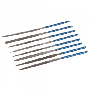 Silverline Needle Files Set 10 Piece
