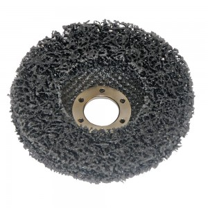 Silverline Polycarbide Abrasive Disc Wheel