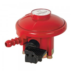 Silverline Propane Gas Clip-On Regulator 27mm