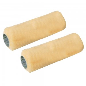 Silverline Replacement Roller Sleeves Pack of 2 for DIY 45w Paint System