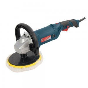 Silverline Silverstorm 1500w Sander Polisher 180mm 240v