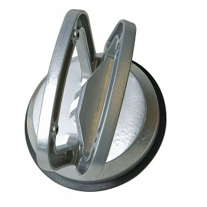 Silverline Single Suction Pad Lifter Aluminium 50kg