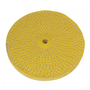 Silverline Sisal Buffing Wheel