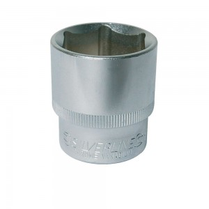 Silverline Socket 1/2in Drive Imperial (Various Sizes)
